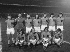 Nederland - Oostenrijk 1-1, 27 maart 1974 - Nederlands Elftal tegen Oostenrijk