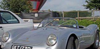 Porsche 955 Spyder
