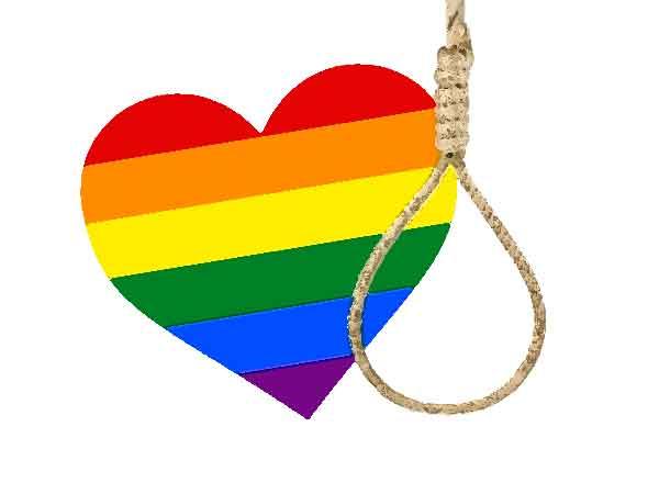 Alle landen met doodstraf op homoseksualiteit en waar het strafbaar is