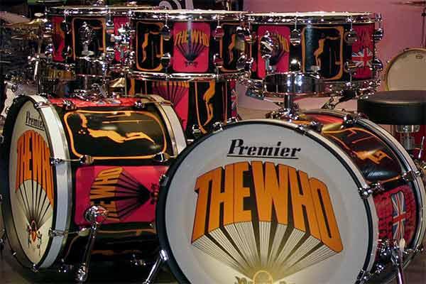 Beste drummers aller tijden, een top 15