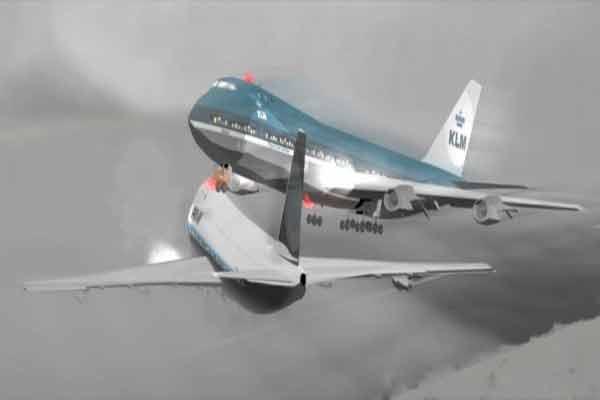 Grootste vliegtuigongelukken ooit