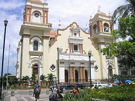 De Kathedraal van San Pedro Sula