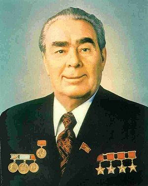 Leonid Brezjnev