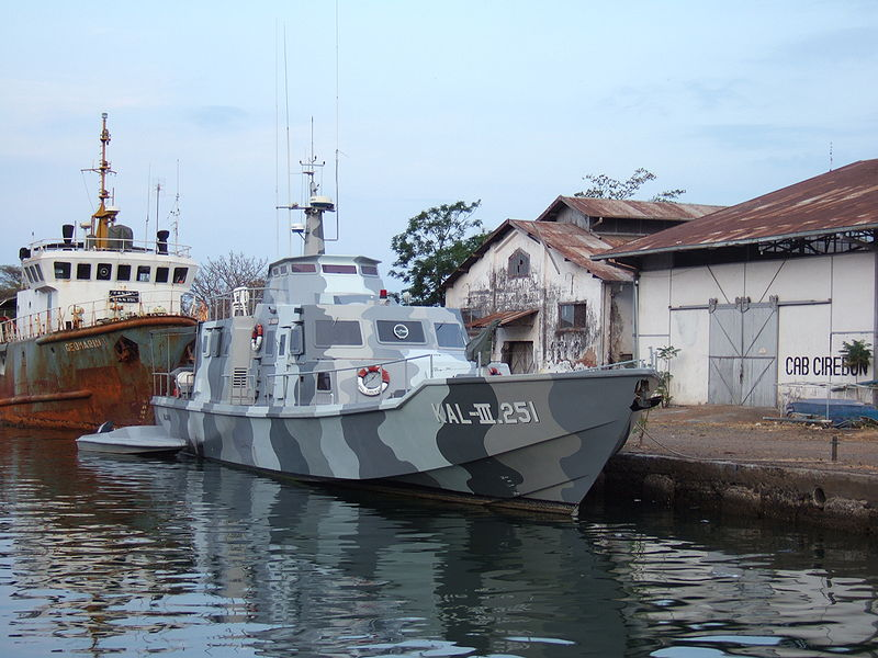 Patrouilleboot Indonesië