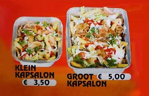 Patatje Kapsalon met recept