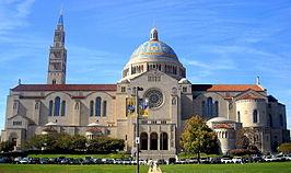 Basiliek van het Nationaal Heiligdom van de Onbevlekte Ontvangenis