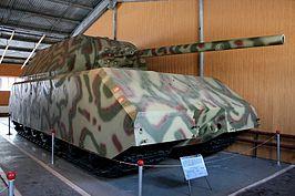 De meest vreemde Nazi wapens, Panzerkampfwagen VIII Maus