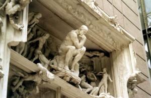 De tien meest beroemde standbeelden ter wereld, De denker