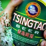 Het best verkochte bier ter wereld Tsingtao