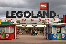 De best bezochte pretparken in Europa, Legoland Windsor
