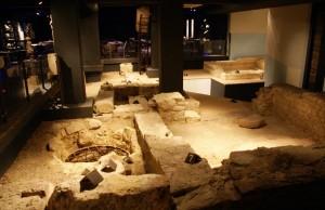 Maastricht - Romeinse opgravingen in Museumkelder Derlon