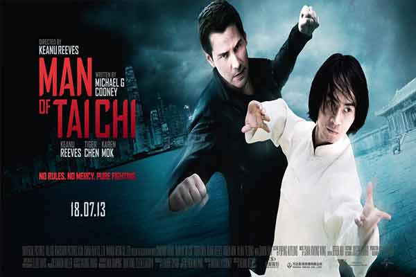 Man of Tai Chi, Top 13 beste actiefilms van 2013