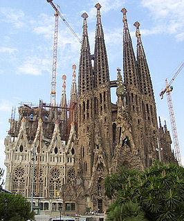 Sagrada Familia, Wat zijn de grootste kerken ter wereld? De top 25