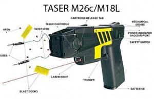 De M26 Taser