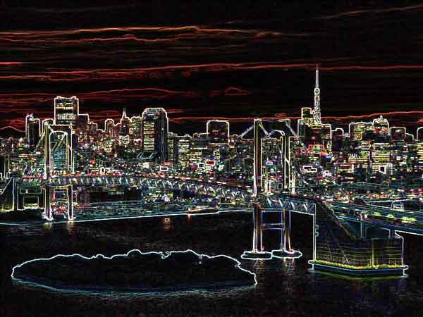 Tokio, veiligste steden ter wereld