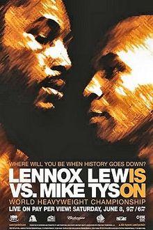 Tyson - Lewis