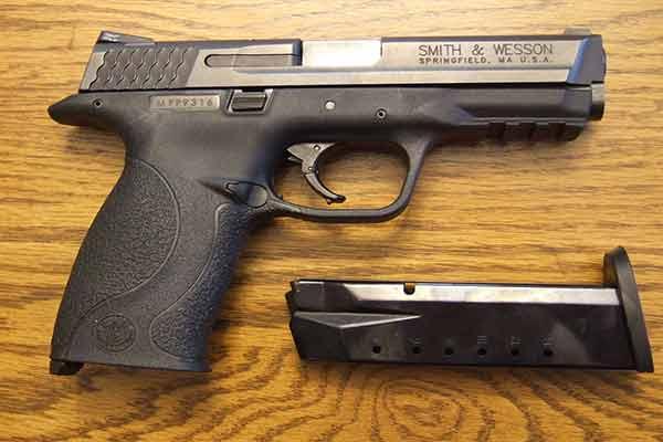 Verboden wapens in Nederland