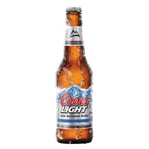Best verkochte bier ter wereld Heinenken Coors Light