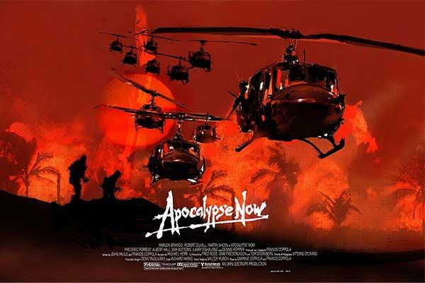 Apocalypse now, De beste Vietnam films