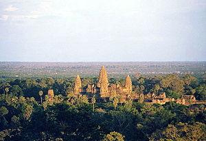 Angkor Wat, meest vreemde plekken op aarde