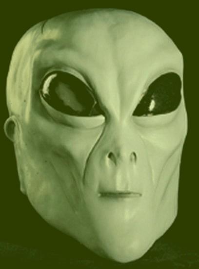 Annunaki Clay Face