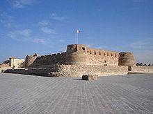 Arad Fort in Arad in Bahrein