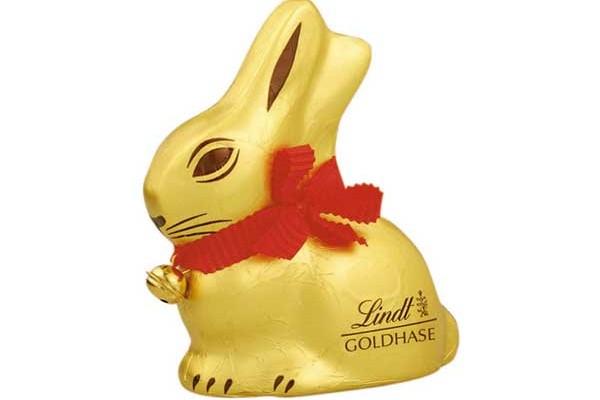 Chocoladehaasje van Lindt, duurste aandelen ter wereld