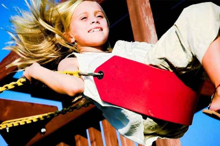 Gelukkigste kinderen van de wereld wonen in Nederland