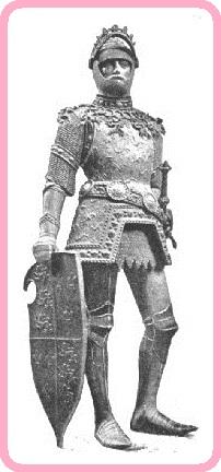 Het verhaal van King Arthur en de ridders van de ronde tafel, Koning Arthur