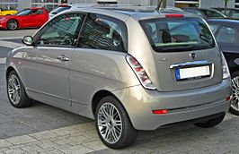 Lancia Ypsilon 0.9T 63 kW
