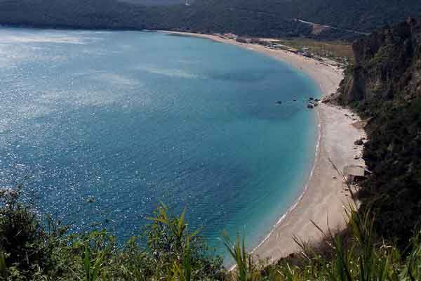 Mooiste strand van Europa is Jaz Beach in Montenegro