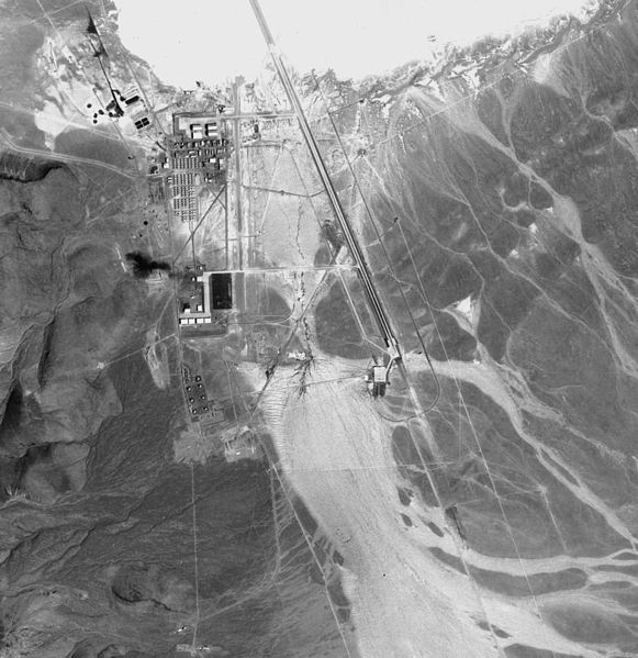 Area 51 in 1968