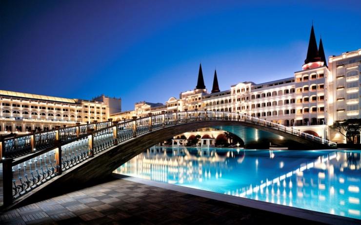 De mooiste zwembaden ter wereld, de Top 10, Mardan Palace, Turkije