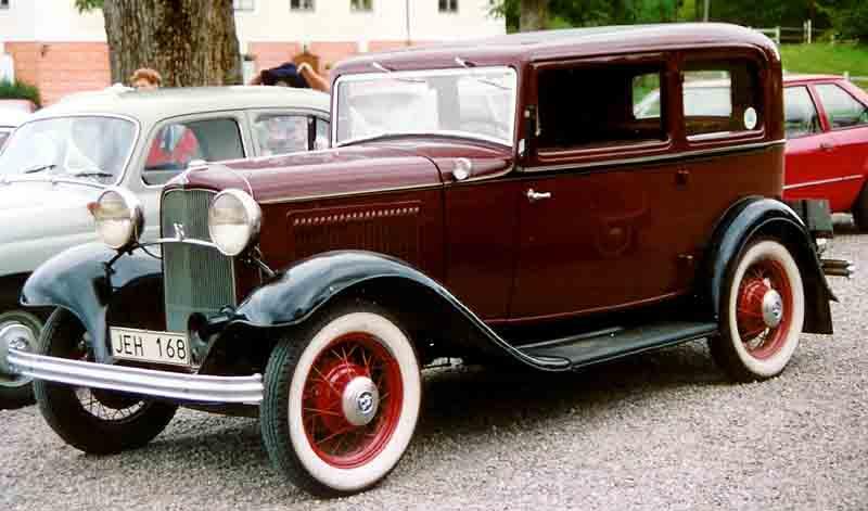 1932 Ford V8