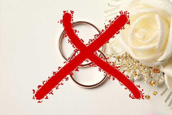 Belangrijkste redenen om te scheiden