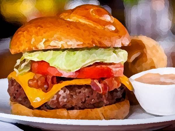 Hoe maak je het lekkerste broodje hamburger? De Oxford Universiteit geeft het antwoord.