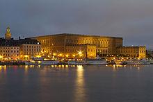 Paleis van Stockholm