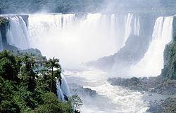 Watervallen van de Iguazú