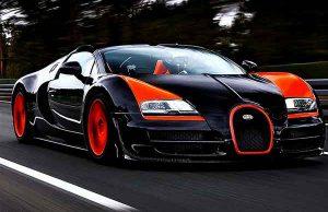 Bugatti Veyron Super Sports is duurste auto ter wereld