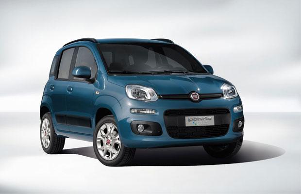 Goedkoopste auto's van Nederland 2016: Fiat Panda