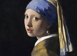 - Meisje met de parel - Johannes Vermeer