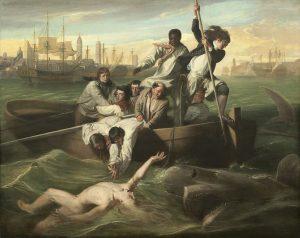 John Singleton Copley - Watson And The Shark