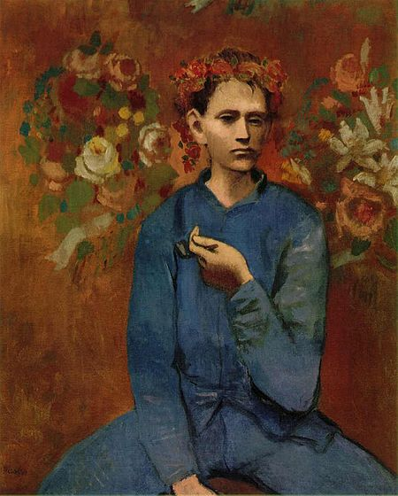 Pablo Picasso - Boy With A Pipe
