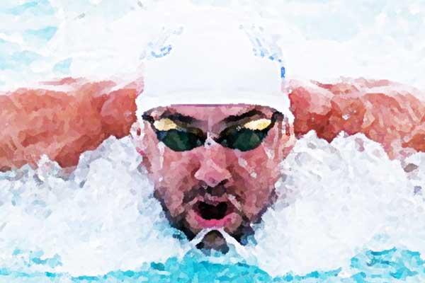 Phelps won meeste gouden medailles op Olympische Spelen