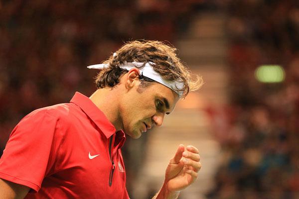Beste betaalde tennisser van 2016 in Roger Federer