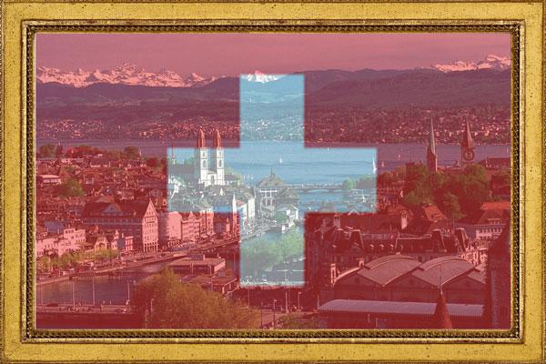 Beste stad om in te wonen ter wereld is Zurich