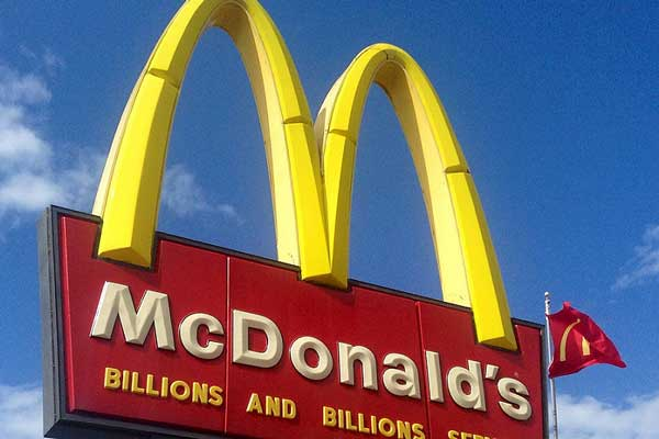 Grootse horecabedrijf van Nederland 2016 is McDonald's