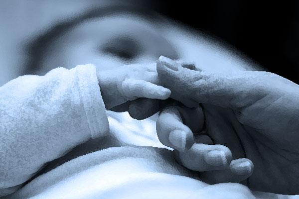 Slap handje betekent slechte gezondheid en eerder overlijden zegt onderzoek