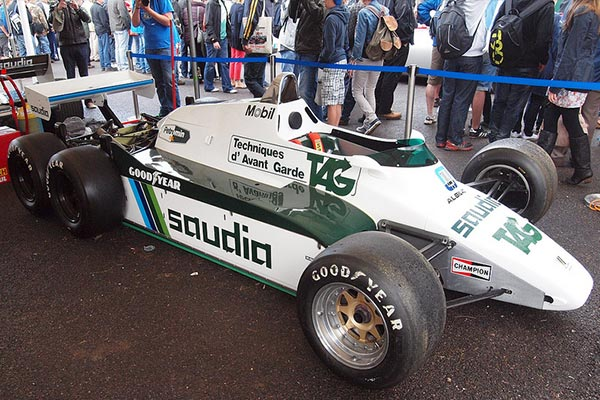 Williams FW07D/FW08B