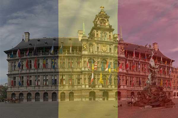 Grootste stad van België is Antwerpen